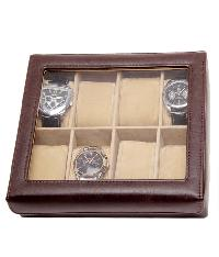 Watch Box (10007-B-Brown)
