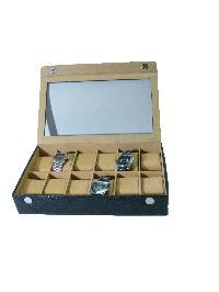 Watch Box (10028-Black)