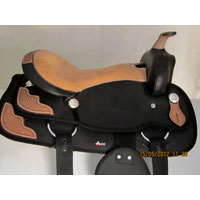 Synthetic Western Horse Saddle