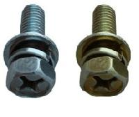 Hex Phillips Assembly Screws