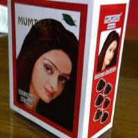 Mumtaz Chestnut Henna Hair Color