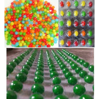 Colorful Fruit Ball Candy
