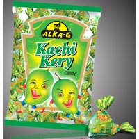 Kachi Kerry (raw Mango) Flavoured Hard Candy