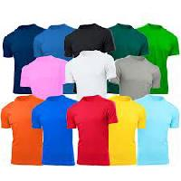 Cotton Round Neck T-Shirts