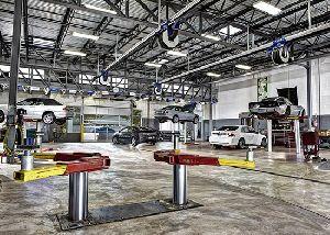 Automotive Factory Maintenance Services