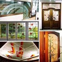 Glass Home Furnishing  Products