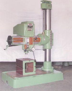 25MM Fine Feed Radial Drilling Machine