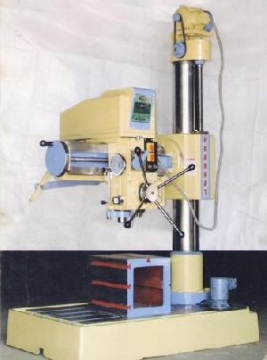 38mm Auto Feed Radial Drilling Machine