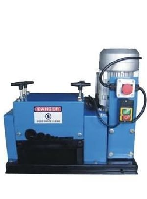 Table Top Scrap Cable Stripping Machine
