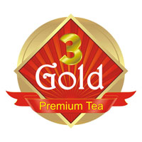Three Gold Premium Tea
