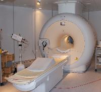 Closed MRI Machine