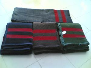 Recycled wool Army Blankets