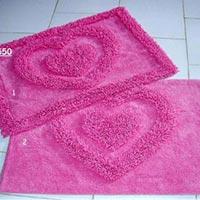 Cotton Tufted Bath Mat 03