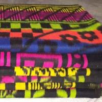 Multicolor Acrylic Blanket