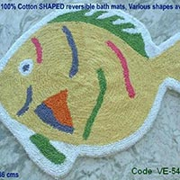 Shaped Bath Mat 03