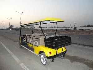Battery Operated Multi Utility Carts