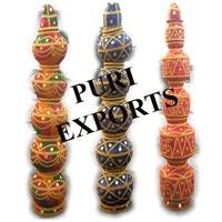 Jaipuri Style Decorative Pot