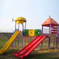 Outdoor Play Equipment 02