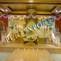 Royal Palace Wedding Stage
