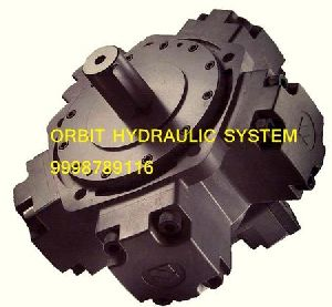 SAI Radial Piston Hydraulic Motor