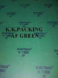 AF Green Jointing Sheets