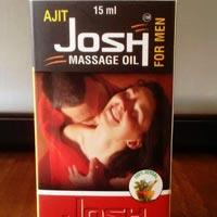 Josh Penis Massage Oil