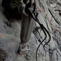 Hydraulic Rock Splitter
