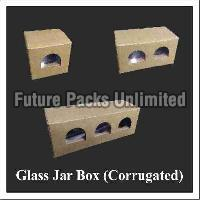 Corrugated Glass Jar Boxes
