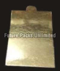 Golden Foil Pastry Board 02