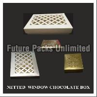 Netted Chocolate Boxes