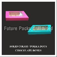 Polka Dots Chocolate Boxes
