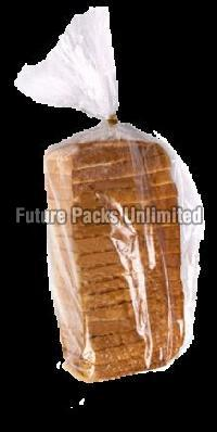 Transparent Plastic Bread Bag