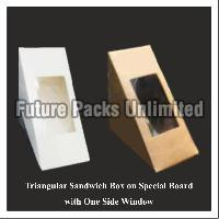 Triangular Sandwich Boxes