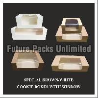 Window Cookie Boxes