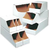 corrugated storage paper boxes