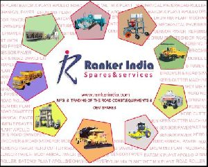 Road Construction Equipment & Spare Parts