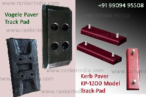 Paver Track Pad