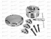 80 mm 3 Jaw Self Centering Chuck