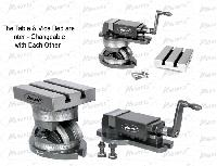 Modular Machine Vice cum Slotted Table