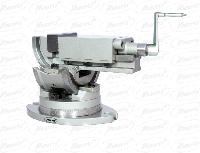 Precision Milling Vices- 3 Way
