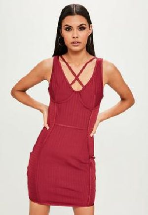 Bandage Dress 04