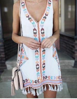 Boho Dress 06
