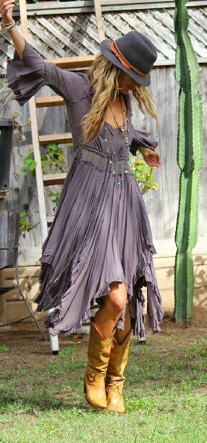 Boho Dress 07
