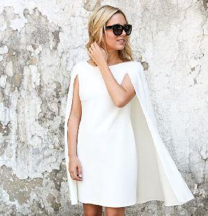 Cape Dress 01