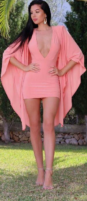 Cape Dress 02
