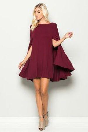 Cape Dress 03