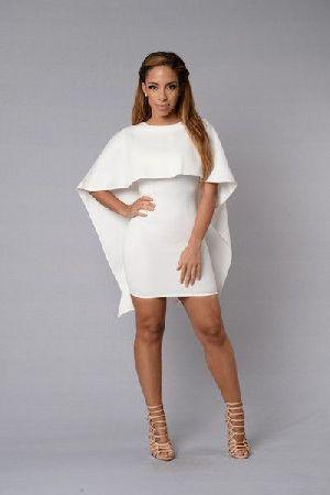 Cape Dress 06
