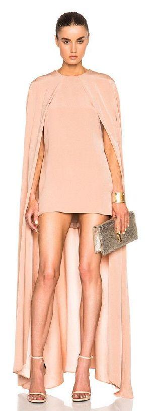 Cape Dress 08