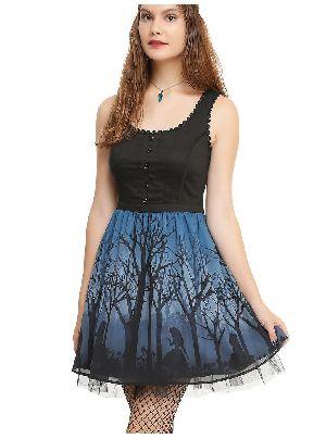 Corset Dress 01