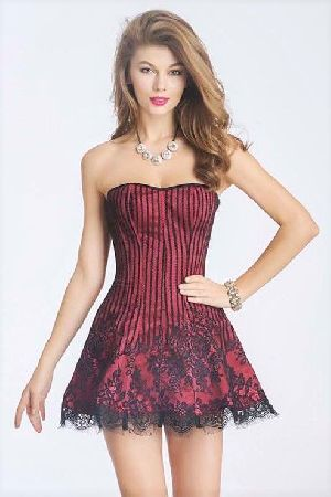 Corset Dress 02